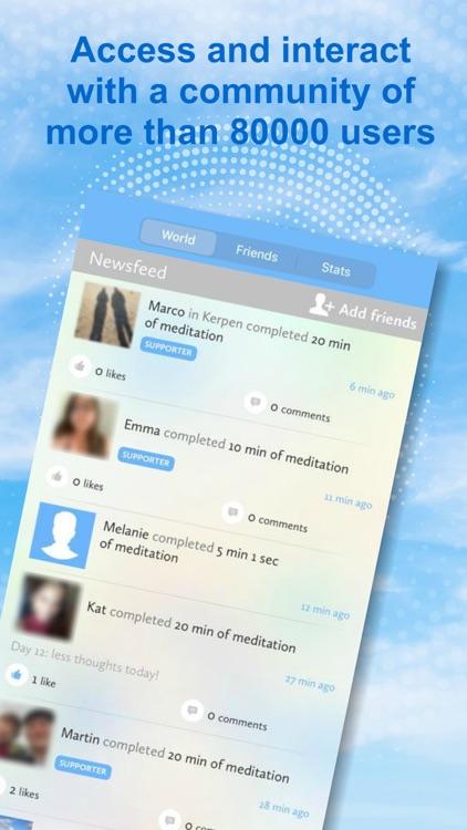 ZenFriend - Breathe & Meditate screenshot-5