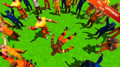 Prison Karate ring Bodybuilder screenshot 3