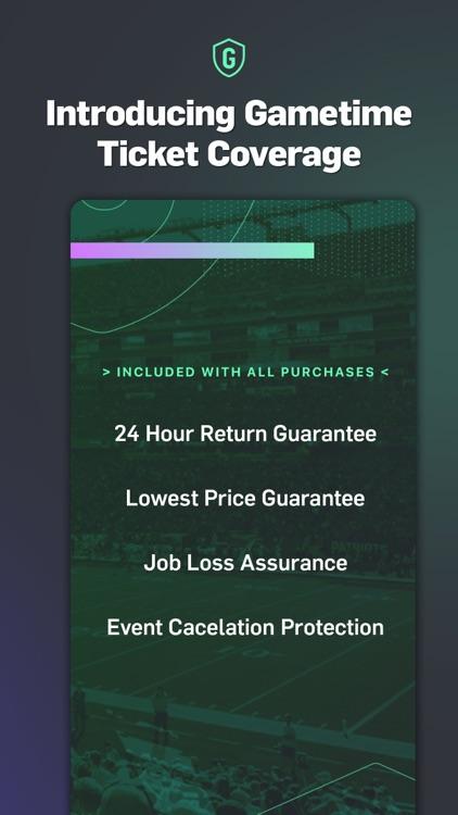 Gametime - Last Minute Tickets screenshot-5
