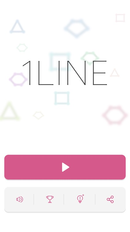 1LINE one-stroke puzzle game screenshot-4