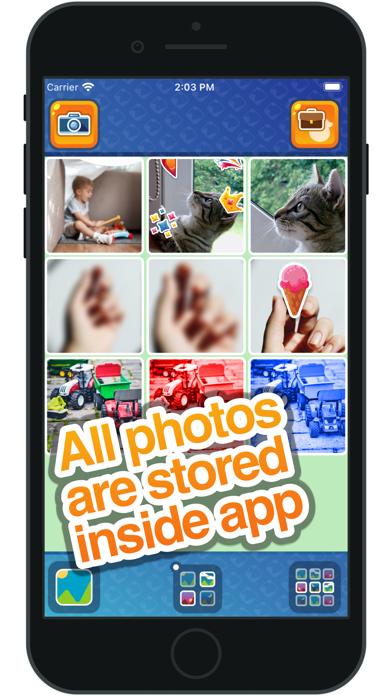 Watch The Birdie - Photo App Screenshot