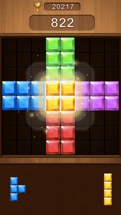 Block Puzzle * screenshot-3