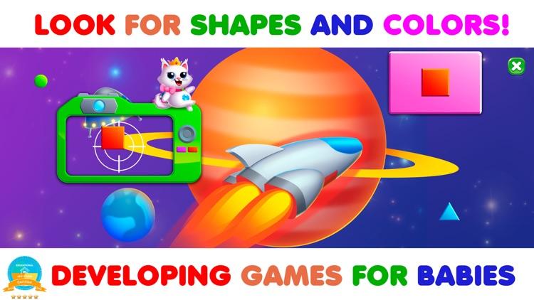 RMB Games - Shapes & Puzzles screenshot-5