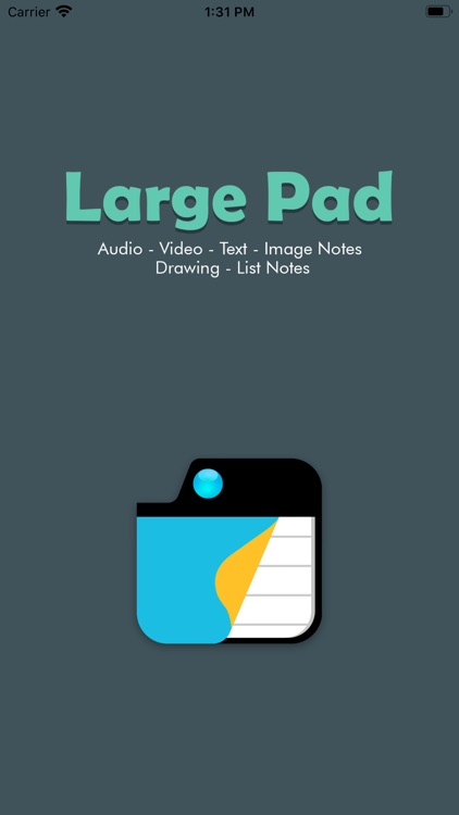 LargePad - All Notes