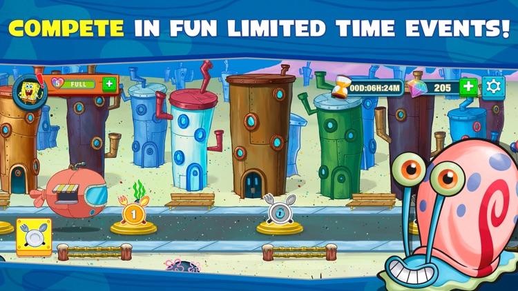SpongeBob: Krusty Cook-Off screenshot-6