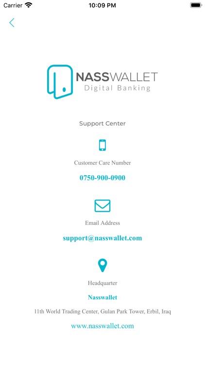NassWallet Merchants screenshot-9