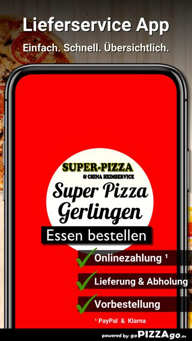 Super Pizza Gerlingen screenshot 1