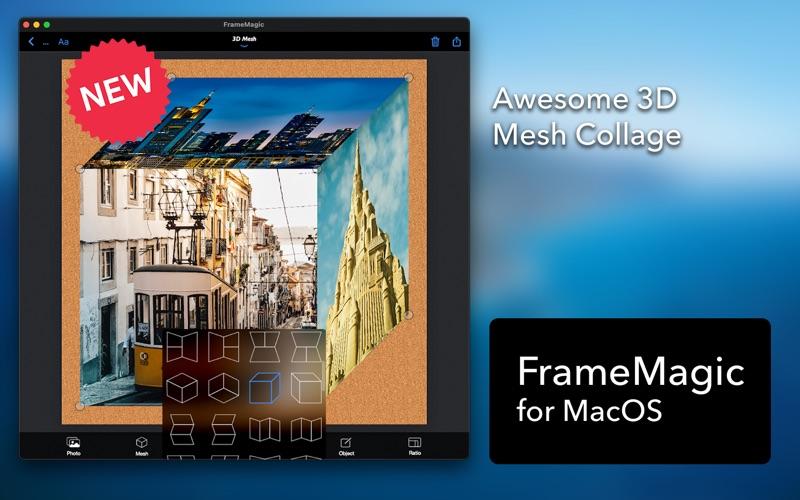 FrameMagic скриншот программы 3
