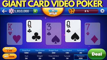 Video Poker Casino Games screenshot #1
