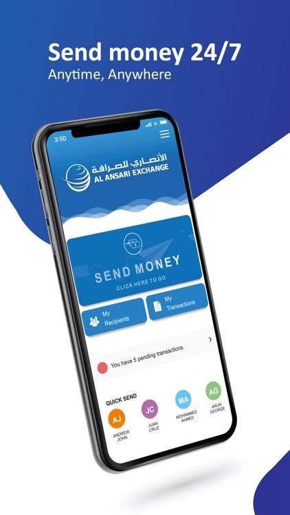 Al Ansari Exchange Send Money