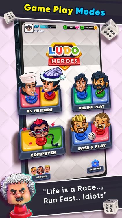 Ludo Hero Party screenshot-3