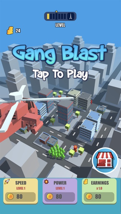Gang Blast screenshot 4