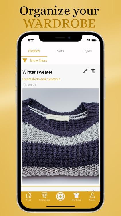 Modista - fashion and style screenshot-3