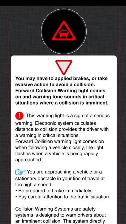 KIA Warning Lights Meaning screenshot-3