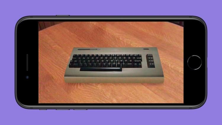 AR Computer Museum screenshot-4