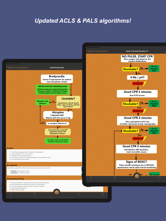 ERres - Emergency Medicine In The Palm Of Your Hand screenshot