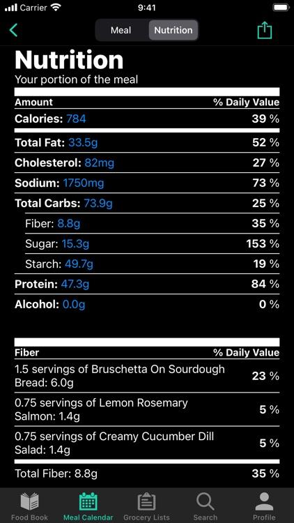 Food Friend: The Recipe App screenshot-6