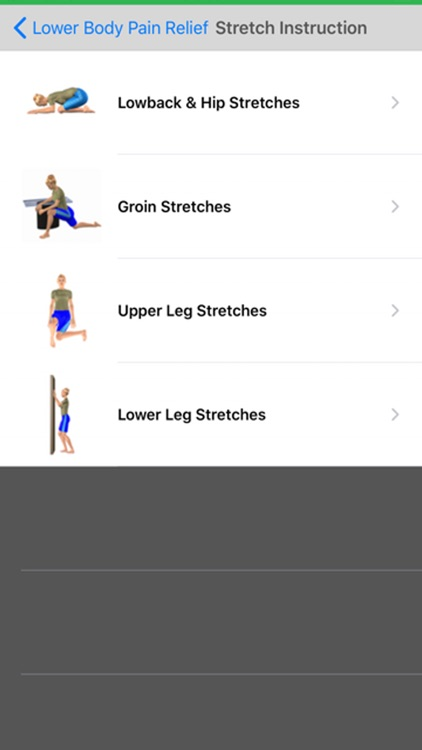 Stretch For Pain Relief Lower screenshot-4