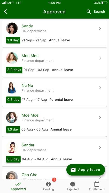 QuickQ HR screenshot-4
