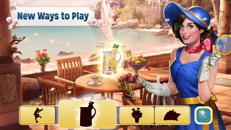 Pearl's Peril - Hidden Objects screenshot-3
