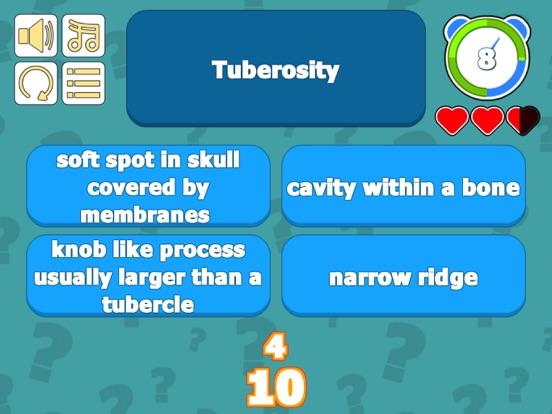 Skeletal System Quiz & Anatomy screenshot 9