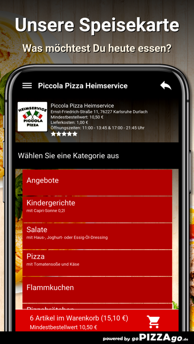 Piccola Karlsruhe Durlach screenshot 4