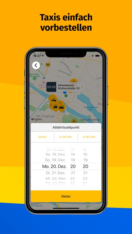 Taxi Berlin screenshot-5