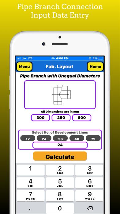 Fabrication Layout screenshot 7