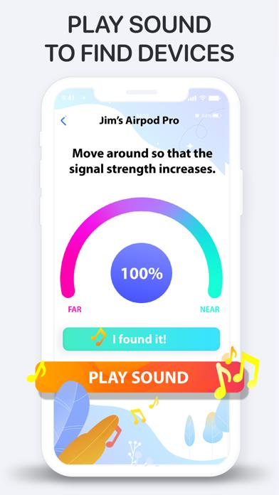 Air Finder: Find My Airpod Screenshot