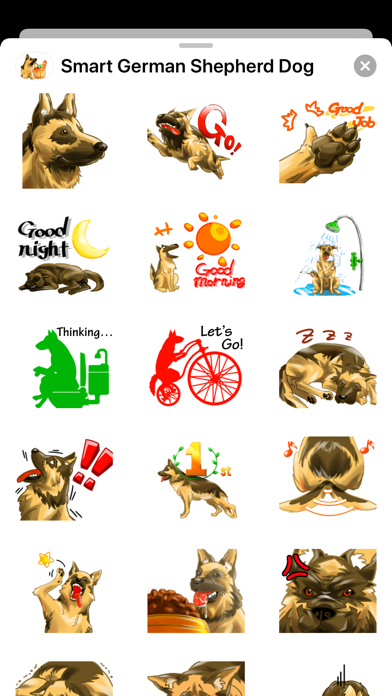 Smart German Shepherd Dog screenshot 3