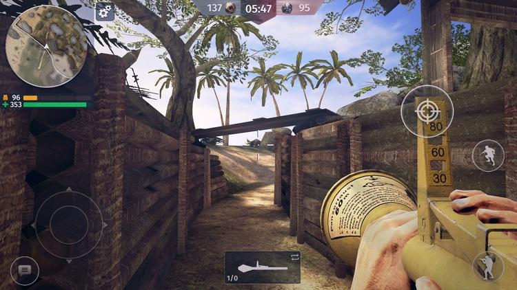 World War 2 - Battle Combat screenshot-3
