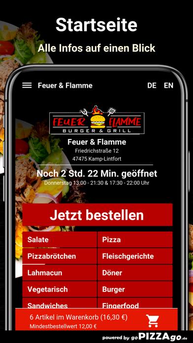 Feuer & Flamme Kamp-Lintfort screenshot 2