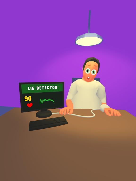 Lie Detector 3D! screenshot 6