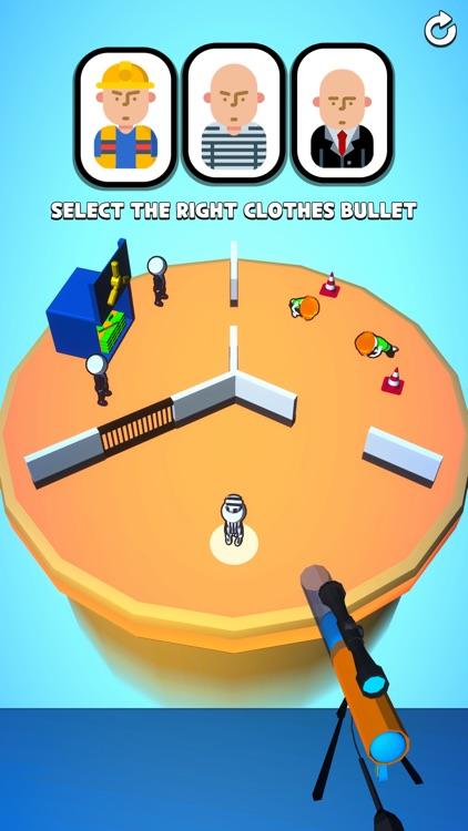 Clothes Sniper