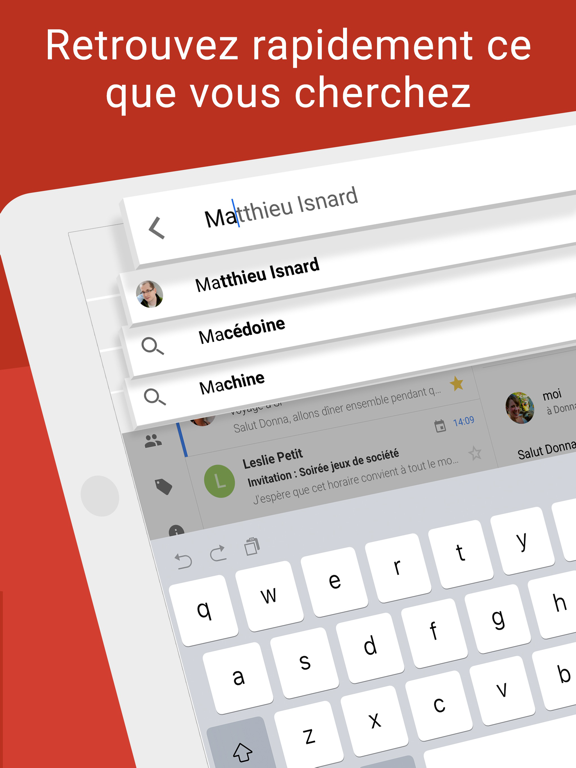 Gmail – l'e-mail Google