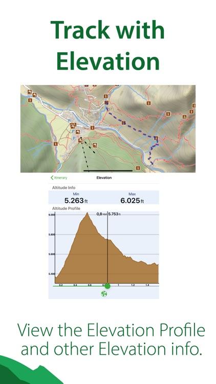 Terra Map: GPS Hiking maps