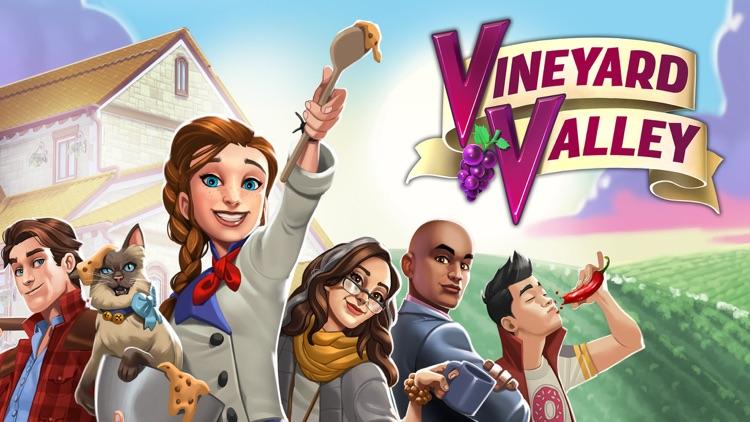 Vineyard Valley: My Renovation screenshot-5