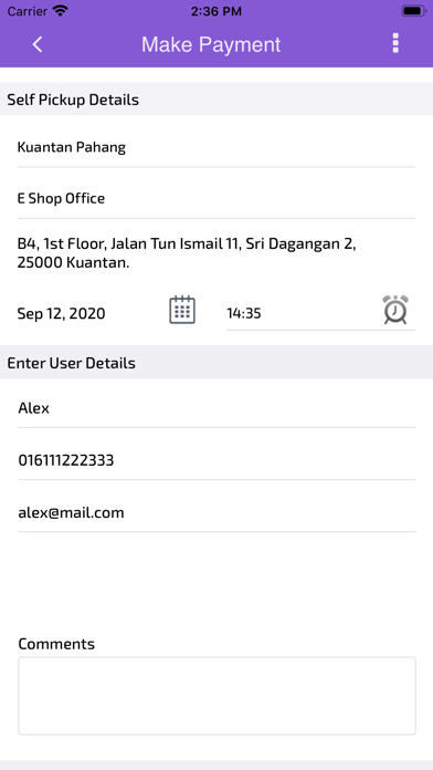 Mobile Shopping Malaysia屏幕截图5