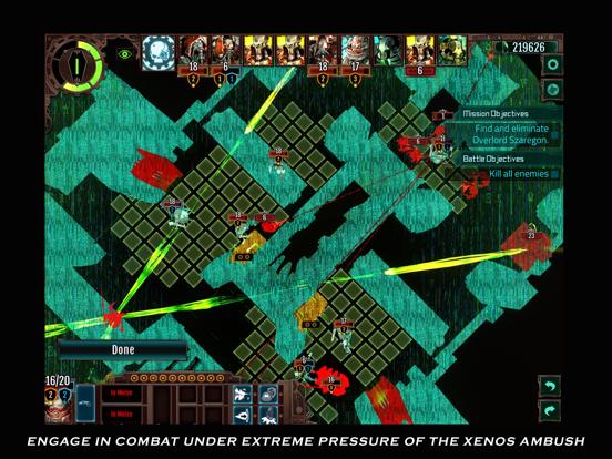 Warhammer 40,000: Mechanicus screenshot 6