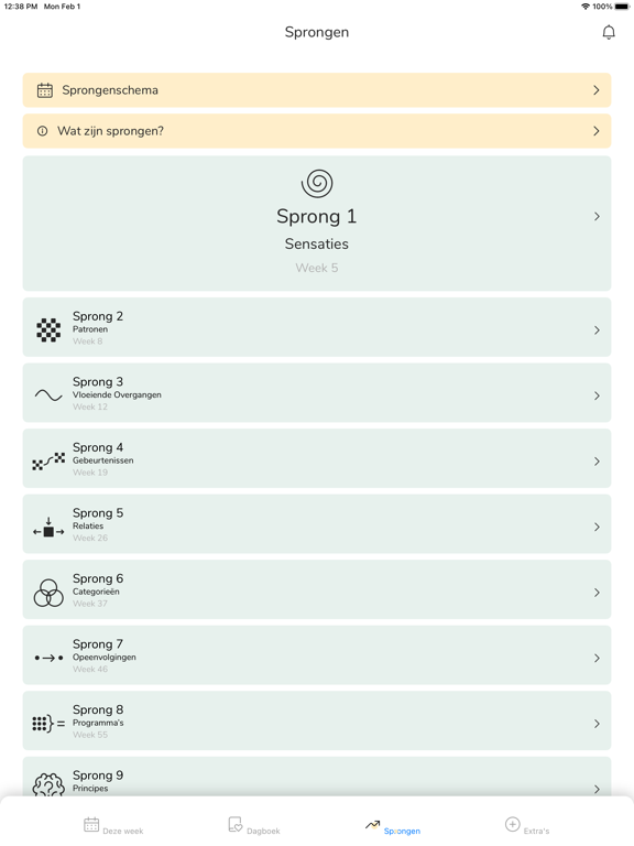 Oei, ik groei! iPad app afbeelding 3