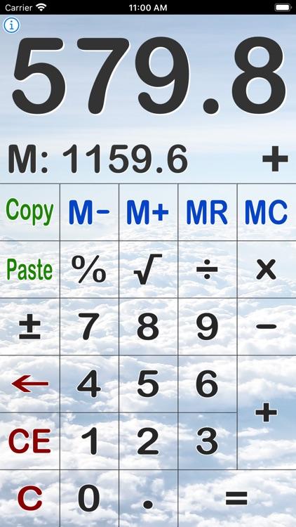 Easy Calculator - Basic Calc screenshot-9