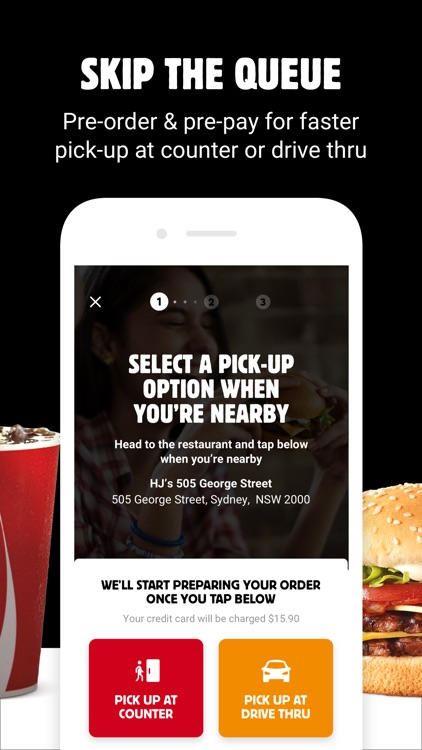 Hungry Jack's Deals & Delivery screenshot-3
