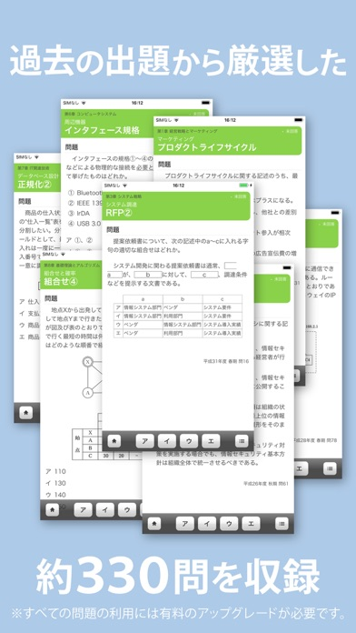 全問解説付 ITパスポート 一問一答問題集のおすすめ画像3