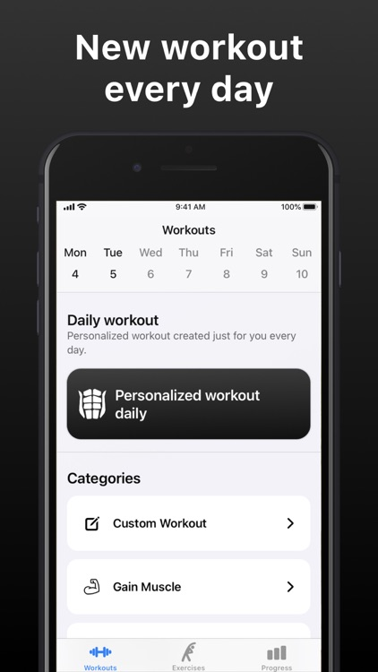 FitAbs - Core & Abs Workouts screenshot-0