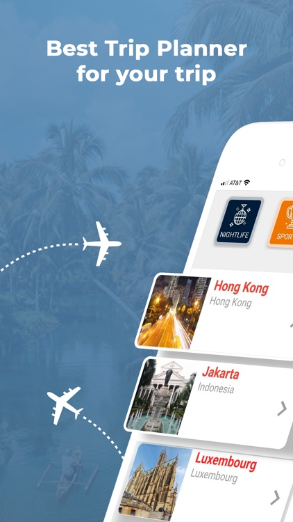 Travel Planner: Plan your Trip