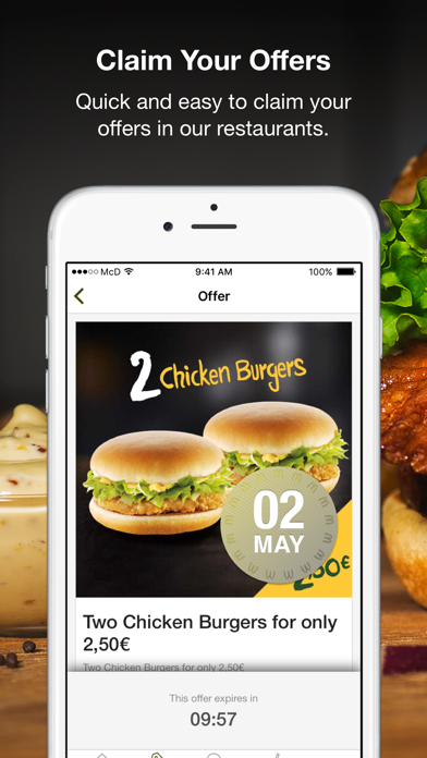 Download McDonald's - Non-US for Android