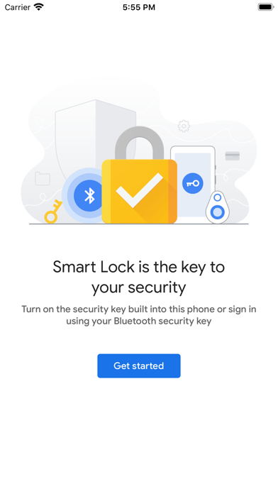 Google Smart Lockのおすすめ画像1