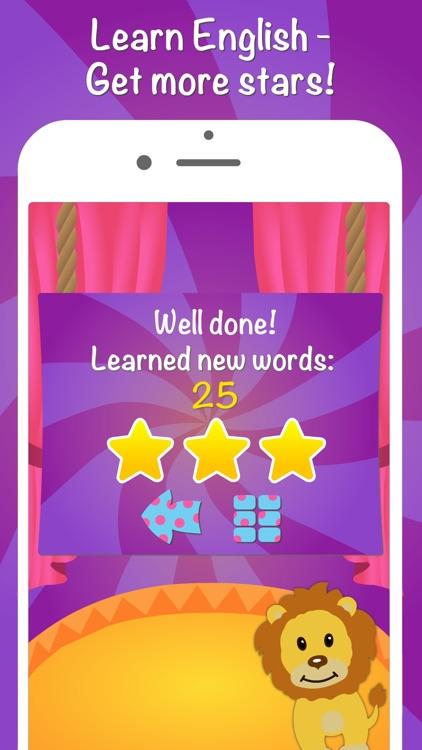English language for kids Pro screenshot-4
