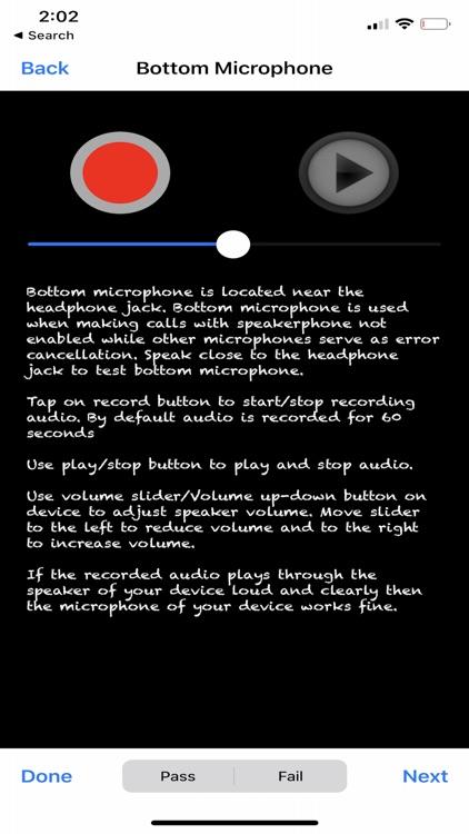 Touchscreen Test screenshot-7