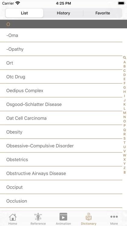 Fundamental Physiology screenshot-4